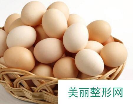 鸡蛋去除眼袋