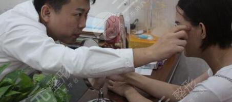 西安西京医院整形美容科面部填充前面诊