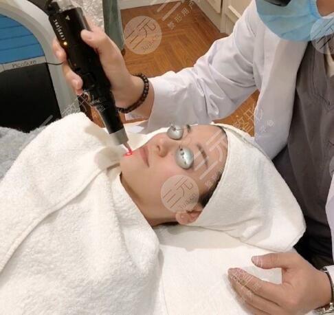 瑞金医院陈小英激光祛斑案例